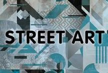 Street Art / Art is part of our blood and those who take it to the streets know that there isn't just one type of gallery out there.