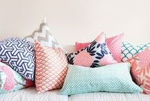 Home Decor / DIY | INSPIRING SPACES | LOUNGE & LOVE / by Freshly Picked