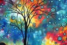 Tree Inspiration / by Merry Raymond