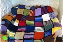 Knitted & Crochet Blankets
