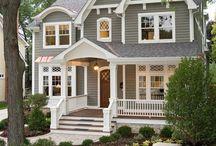 My Dream Home / by Serra Rollins