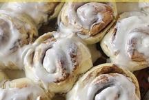 Cobblers~Breakfast Cakes & Rolls
