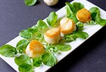s e a f o o d / Seafood Recipes / by Jonni Lewis