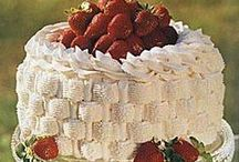 l e t   t h e m   e a t   c a k e / Cake and cupcake recipes / by Jonni Lewis