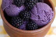 i c e c r e a m + s o r b e t + g e l a t o / Cold Desserts / by Jonni Lewis