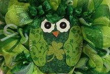 St. Patty's Day Crafts, Meals & Ideas / St. Patrick's Day l St. Patrick's Day Celebrations l St. Patrick's Day Crafts l St. Patrick's Day Recipes l St. Patrick's Day Drinks l St. Patrick's Day Decorations l St. Patty's Day l St. Paddy's Day