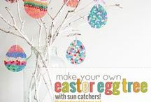 Easter Crafts & Meals