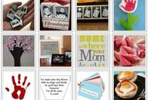 Mother's Day Ideas / Celebrate you Mom on Mother's Day. Check out these wonderful gifts for moms, crafts and meals. Get Mom to smile and show some appreciation for all she does!