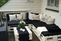 Outside Decor / by Eliza Ferree - The Life of a Home Mom