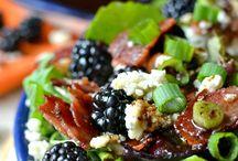 Special salads / by Judy Crews