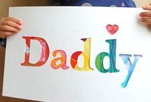 Father's Day Crafts & Ideas / Celebrate Fathers on this special day with gifts, crafts and meal ideas. It is time to show thanks to Dads for all they've done.