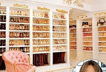 My-OH how I Love Shoes Dream Closet / by Nichole N.M. Nash