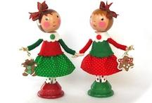 My Clothespin Dolls
