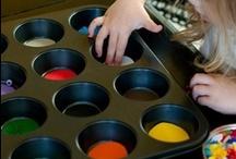 Homeschool - Toddler/Preschool/Kindergarten Activities