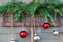 CHRISTMAS # 3 / D.I.Y., Decorations, Foods, Treats, Gifts, kids, Santa, mantels, photo ideas......CHRISTMAS / by Grayce Blair