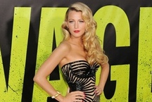 Red Carpet Fashion / Celebrities and models in the latest gowns and glamour from red carpet events. / by Erin M