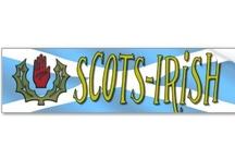 Scots Irish...