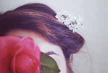 •Me & Flowers• / Personal Pics