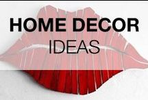 Home Decor DIY & Ideas / Board dedicated to interior design, home décor, space organization, colored and inspirational furniture and decoration. Give a new look to your home by taking some inspiration from here :)