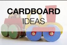 Cardboard Crafts & DIY Ideas / Cardboard is one of the most versatile and most easy material for crafting. In this board, you will find hundreds of creative cardboard creations for your inspiration and maybe your next project!