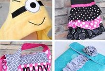 Sewing - Kids Sewing Projects / Sewing projects kids can learn with!