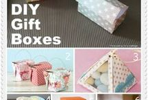 Gift wrapping, gift ideas, Paper ideas, etc # 2 / gift ideas, gift wrapping, using paper,  / by Grayce Blair