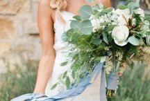 BLAUW // Blue wedding