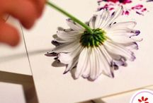 DIY / Ideas for those bored-at-home summer days in which I feel like expressing my creativity through crafts.  / by Antia