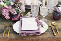 PAARS // Purple wedding