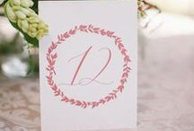 ROOD // Red wedding stationery / Red wedding stationary