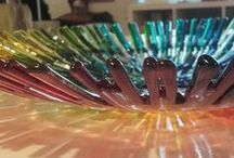 Stilling Fused Glass / Fused Glass made by me