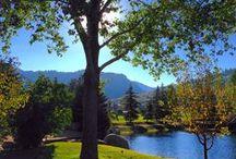 Rocky Mountains / The wonder, splendor and majesty