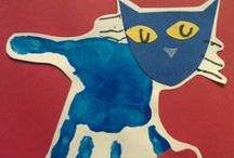 Pete The Cat / by Molly Macfie