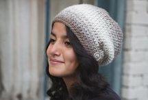 crochet - hat patterns / Crochet patterns for earflap hats, newsboy hats, beanies, character hats, slouchy hats, etc.