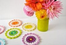 crochet - kitchen/bath/home