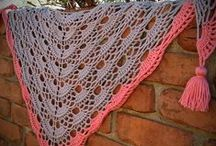 crochet - wraps and shawls / patterns and tutorials for crochet wraps and shawls