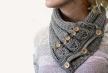 crochet - cowls & scarves / Crochet patterns for cowls & scarves for all ages.