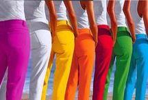 colorful clothes  (kolorowe ubrania)
