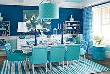 colorful decor (kolorowe wnętrza)