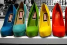 colorful shoes (kolorowe buty)