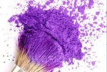 shades of purple (odcienie fioletowego)