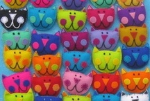 Animal Themed Crafts / by Carla Brown