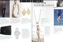 In the Press / Honorable mentions for our eco jewelry! / by Hovey Lee Eco Jewelry