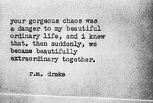 Quotes / by Nicole Vazquez