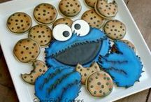 Cookie Monster / by Paula Keeney
