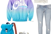 POLYVORE: Casual / Outfits I've 'created'/put together on Polyvore.com