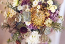 Woodland Wedding - Flowers