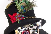 Mad Hatters / hats  / by Patti Buckley