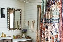 Shower Curtains/Bathmats