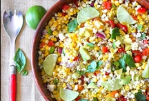 Summertime Recipes / When you mention the word summer, one thing that comes to our mind is food.  BBQ's, pasta salads, sandwiches and more, this season cook up something good for you and your family yet still stay cool with these summertime recipes!
